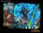 Spirit Guard Udyr - League Of Legends Page 7