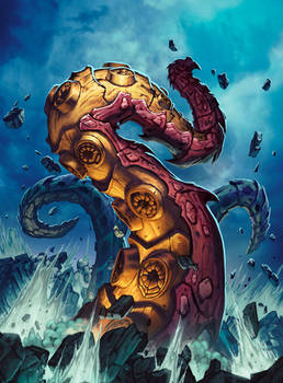 Hearthstone - Tentacle of N'Zoth