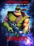 Qwarkbo Poster - CGI Paintover