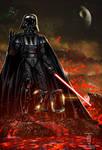 Darth Vader (Commission)