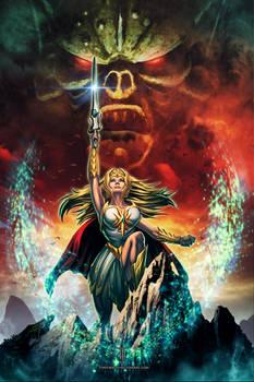 Power Con 2018 She-Ra Poster