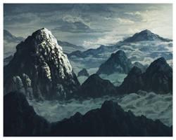 Fading Light -Landscape Series 2