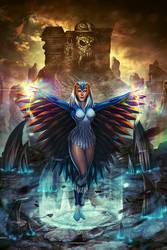 Sorceres Powercon 2021 Print