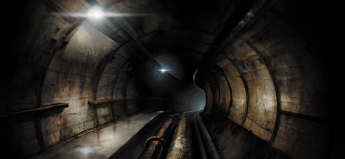 TMNT sewer 1 by Tonywashingtonart