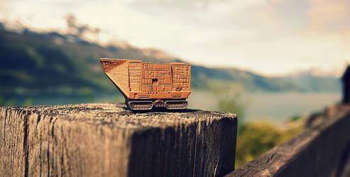 It's a Fjordcrawler by Doktorheil