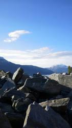 Awesome rocks in Norge by Doktorheil