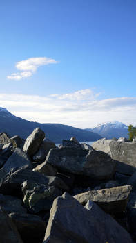 Awesome rocks in Norge