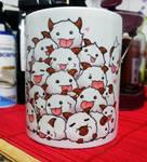 Poro bunch mug - League of Legends