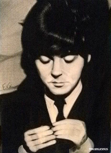 Paul McCartney 1965 By Tokiiolicious