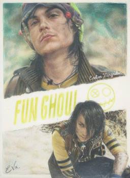 Frank Iero - Fun Ghoul (Drawing)