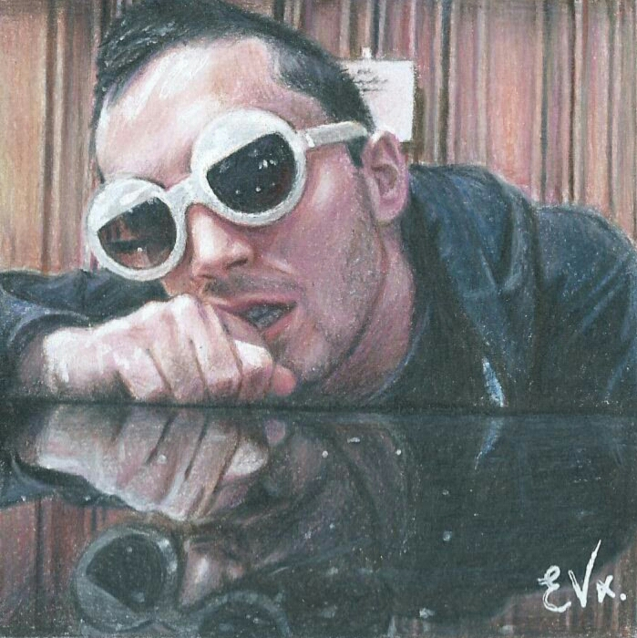 Tyler Joseph (Drawing) by Tokiiolicious