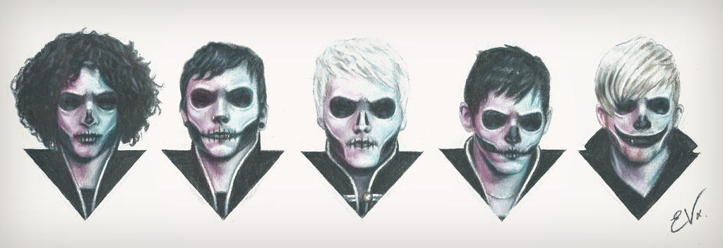 Welcome To The Black Parade - My Chemical Romance by Tokiiolicious