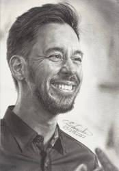 Mike Shinoda - Linkin Park (Drawing)