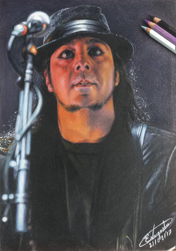 Daron Malakian - System Of A Down 2 (Drawing)