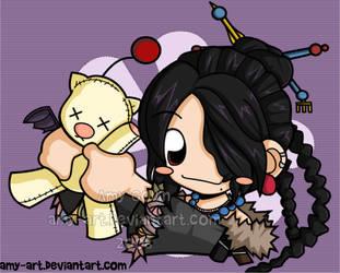 Lulu - Final Fantasy 10 by amy-art