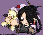 Lulu - Final Fantasy 10
