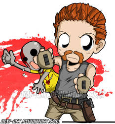 Abraham Ford - The Walking Dead
