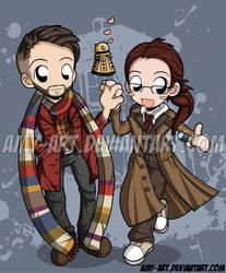 Dr. Who Xmas - Commission