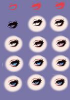 Eye Tutorial by TwistedFaeri