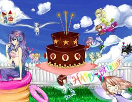 Happy Birthday by Timeless-Fantasy