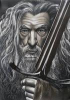 Gandalf by LeneMa7991