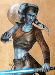 StarWars: Aayla Secura