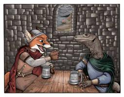 Vikings - Commission by twapa