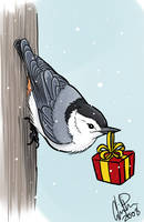 The Christmas Fathatch by twapa