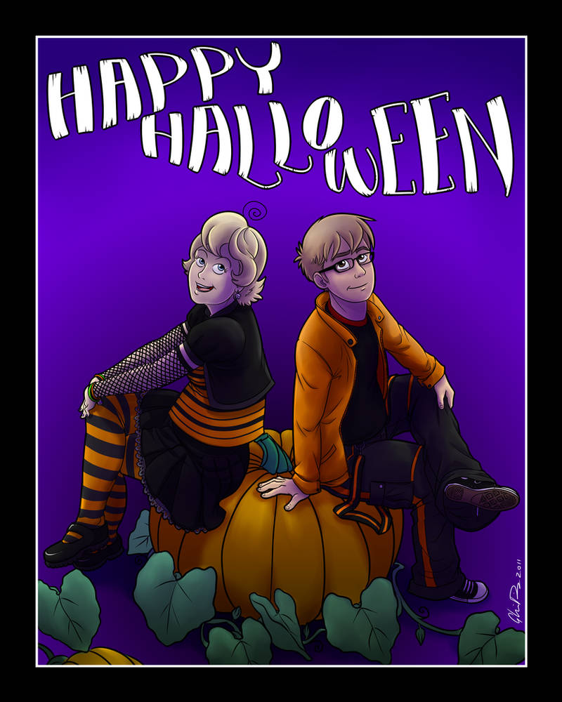 Halloween 2011 by twapa