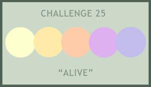 Challenge 25 by twapa