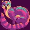 Pixel Mongoose by twapa