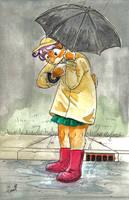 Snitter in the Rain by twapa