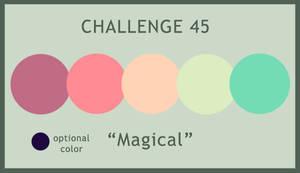 August 2014 Challenge