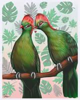 Stealing a Kiss by twapa