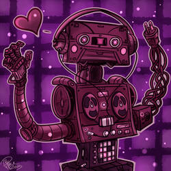 Is Electronic Love To Blame? by twapa