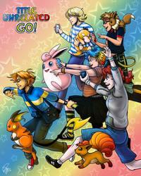 Title Unrelated: GO! by twapa