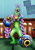 Helix of Arms by TwilightMoon1996