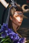 Lan Wangji (The Untamed 2nd Anniversary) by yuyu-finale