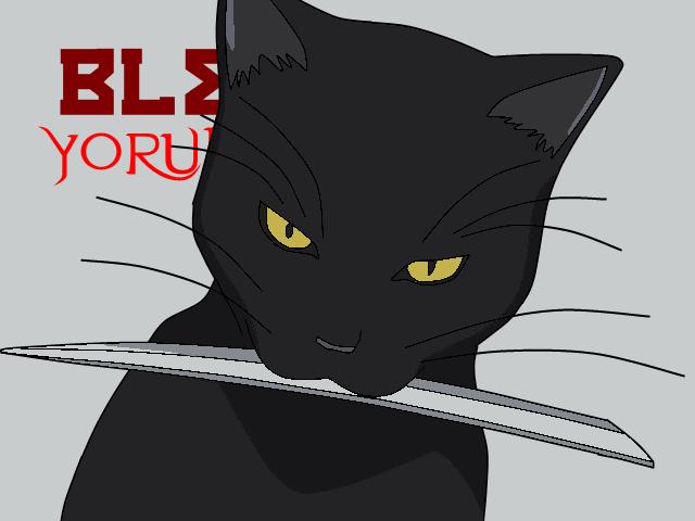 Yoruichi Cat Form by gouranga1 on DeviantArt