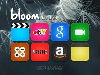 Bloom for iPad by trentmorris