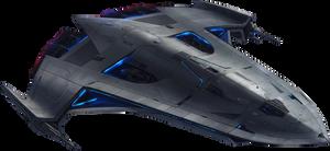 X-70B Phantom-Class Prototype by DoctorAnonimous