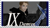 Demyx stamp 3 by AxelPsycho835