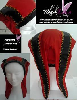 Cicero cosplay Hat