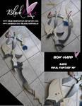 Artemis Bow/Harp - Commission by NelielTheArrancar