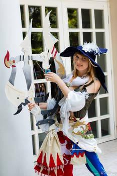 Bard from Final Fantasy XIV