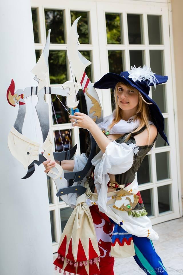 Bard from Final Fantasy XIV by NelielTheArrancar