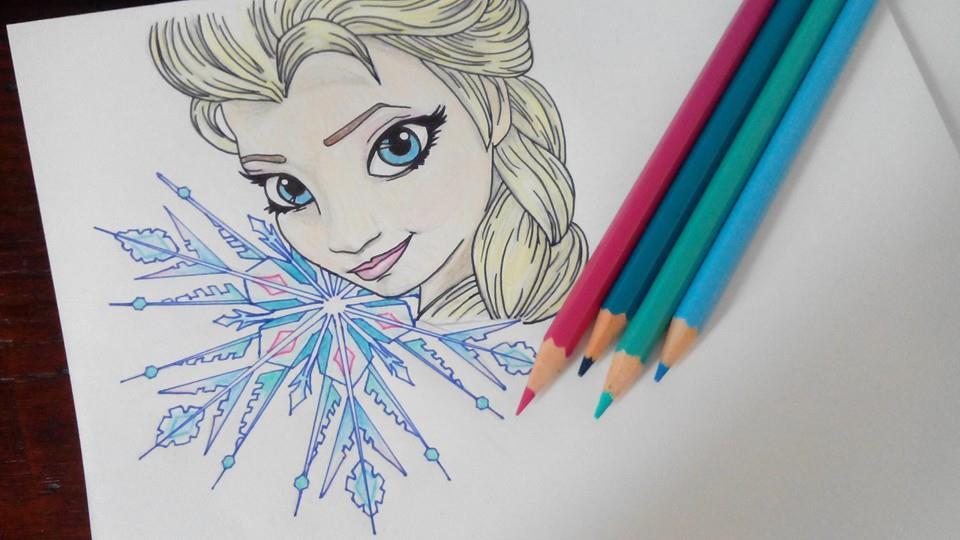 Elsa by NelielTheArrancar