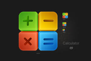 calculator by qishui