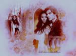 Wallpaper Damon Elena