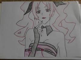 Shiki (Megumi) Drawing